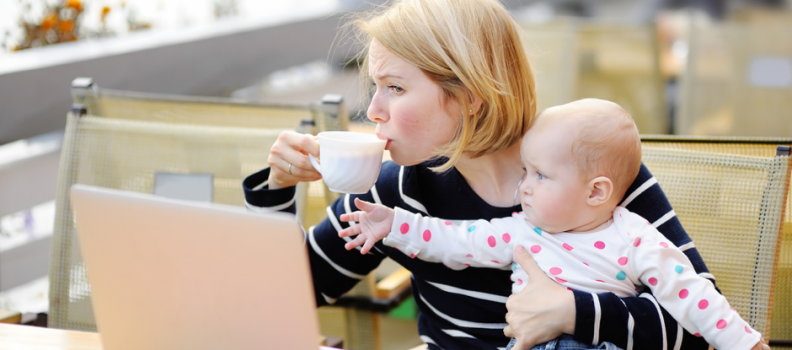 Four tips for mums returning to work